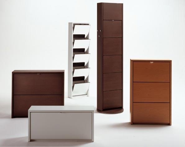 Pieghevoli mensole pensili armadio bagagli scarpiera 4 for Accessori per la casa