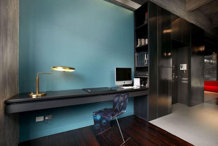 Angolo studio in salotto - Arredamento casa - Come ...