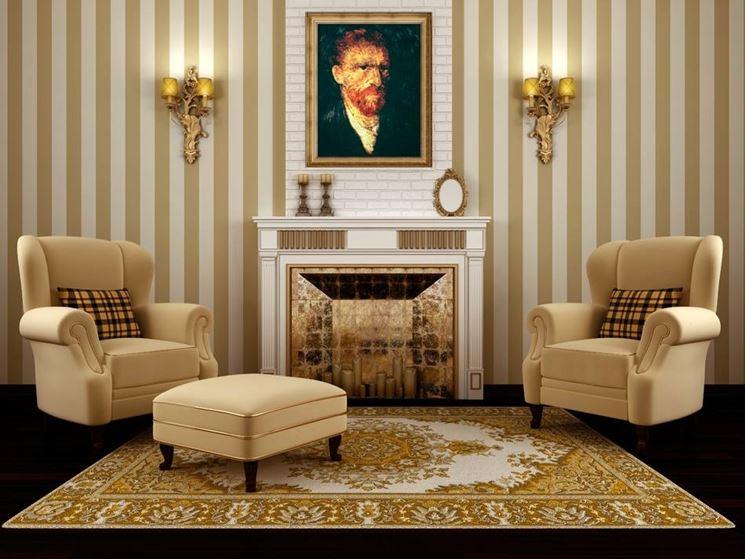Latest abbinamento classico e moderno with arredare casa for Casa moderna in moldova