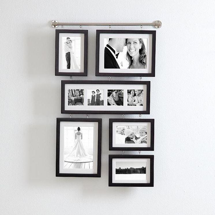 Appendere i quadri alle pareti arredamento casa for Appendere quadri senza chiodi
