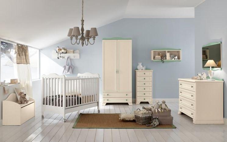 mobili prima infanzia