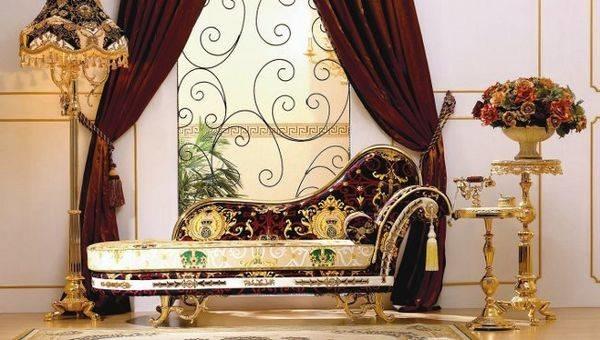 Arredare in stile liberty arredamento casa - Stile liberty mobili ...