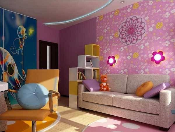 Arredare la cameretta dei bambini arredamento casa for Arredare cameretta