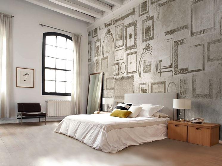 Arredi ispirati a opere d 39 arte famose arredamento casa - Dipinti camera da letto ...