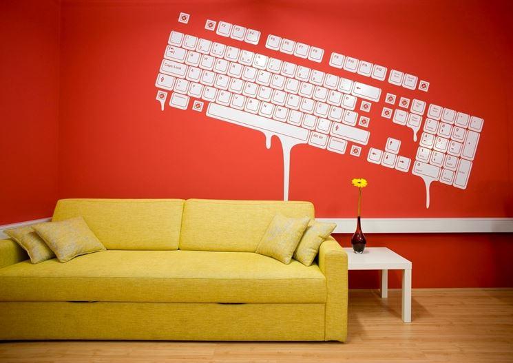 decorazione per parete