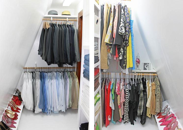 Attic Closet Ideas