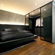 esempio di cabina armadio in camera