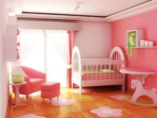 Cameretta per neonato arredamento casa for Arredamento neonato