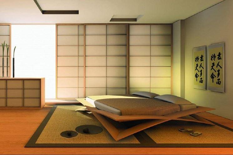 Casa in stile giapponese arredamento casa arredare con for Camera da letto zen