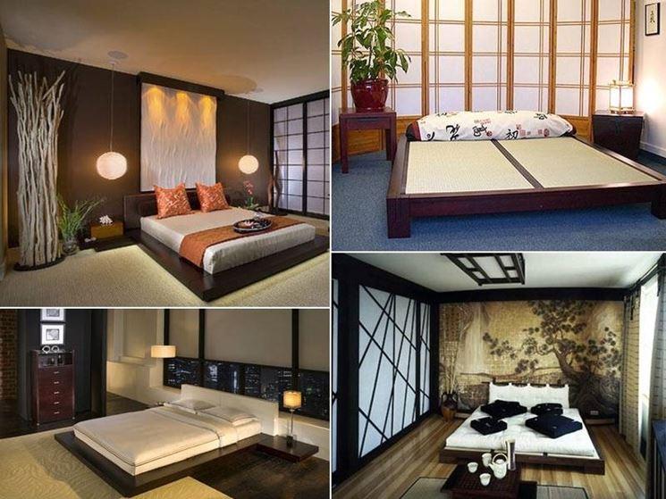 Casa in stile giapponese arredamento casa arredare con - Letto giapponese ...