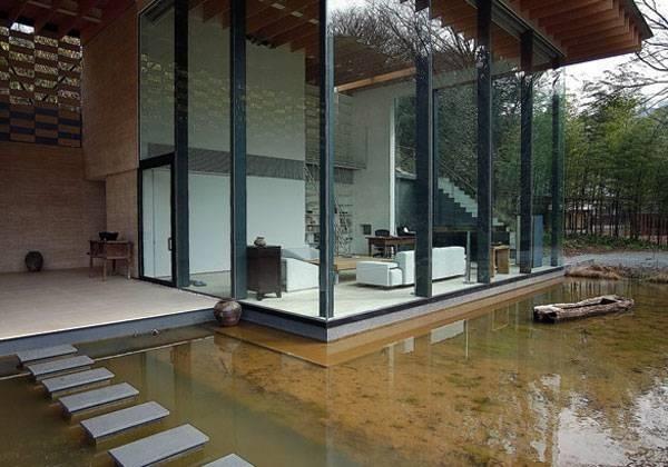 Casa in stile giapponese arredamento casa arredare con for La casa giapponese