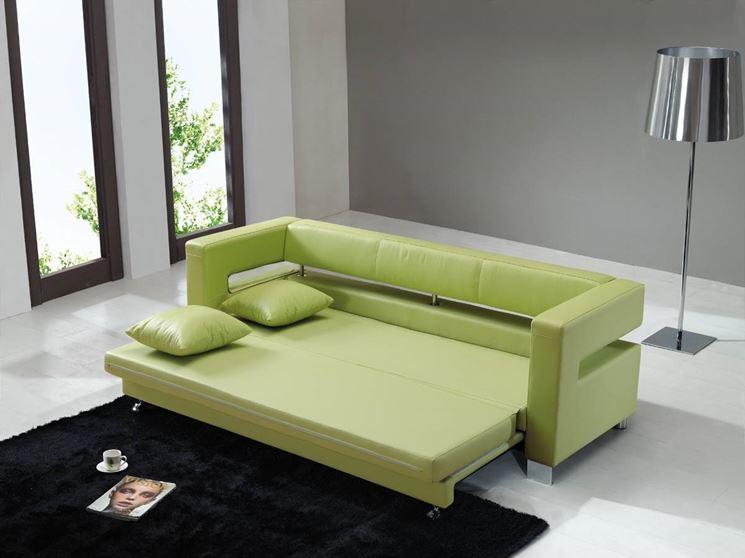 Cinque motivi per scegliere il divano letto arredamento - Il miglior divano letto ...