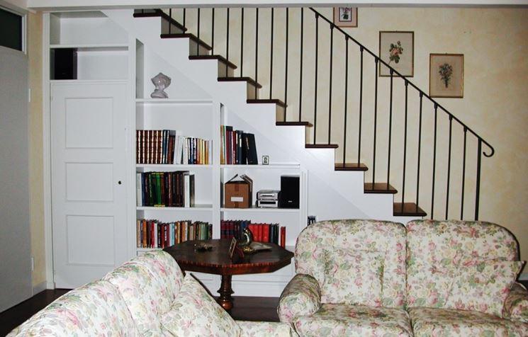 Come attrezzare il sottoscala arredamento casa arredare il sottoscala - Mobili separatori ...
