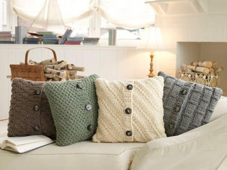 come realizzare cuscini fai da te