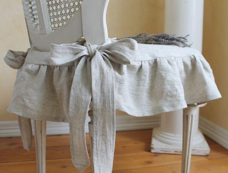 esempio di cuscino per sedia