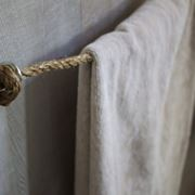 corda come porta asciugamani