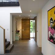 ingresso casa moderno