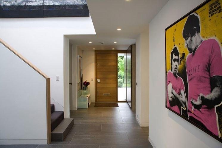 Ingresso di casa idea di progetto per rinnovarlo for Ingresso casa moderno