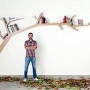 libreria ad albero