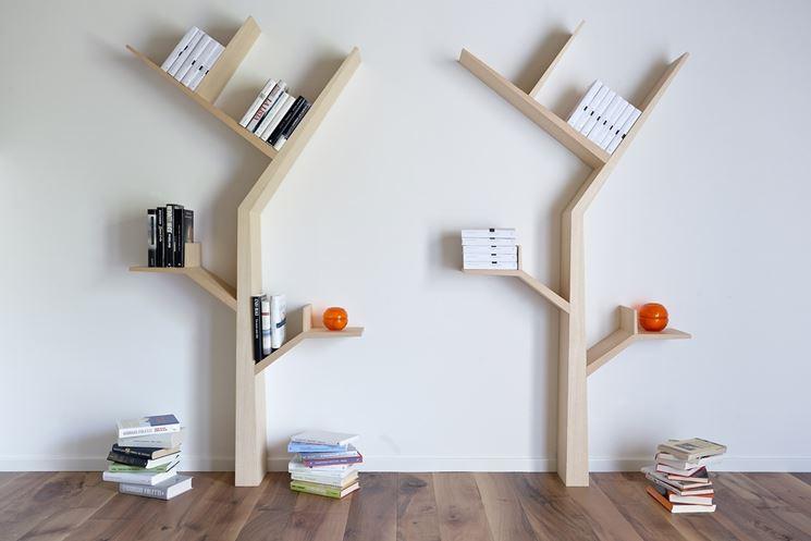 Librerie a forma di albero - Arredamento casa - libreria albero