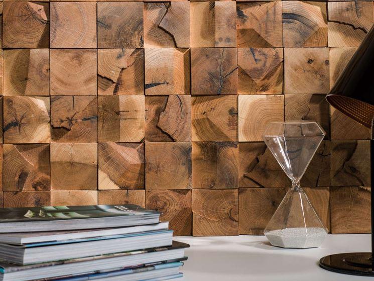 mosaici legno