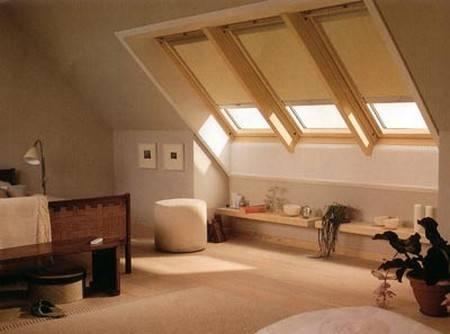 Piano attico arredamento casa for Arredamento attico