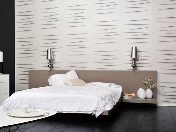 Rivestimenti decorativi 3d arredamento casa i nuovi for Carta da parati per pavimenti prezzi