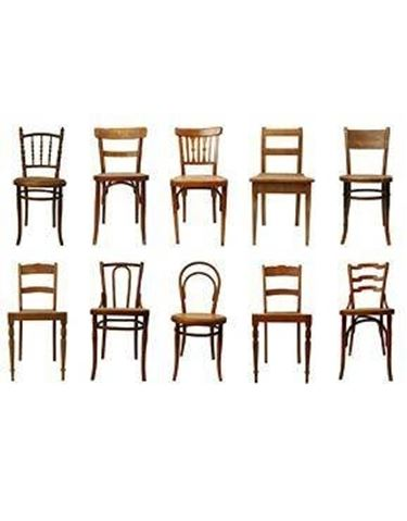 riparare una sedia Thonet