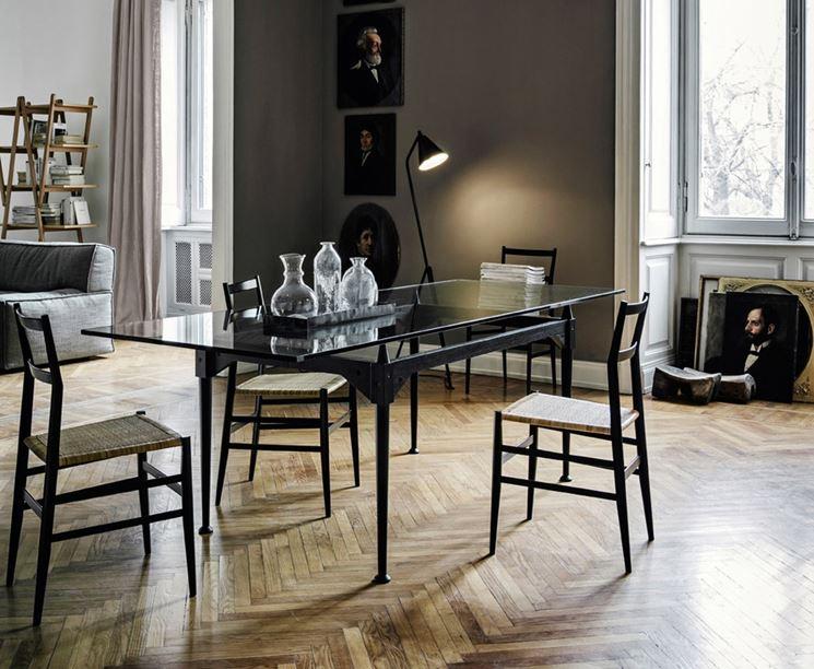 Sedie in legno di design per il soggiorno arredamento casa arredare con le sedie in legno di - Sedie di design famosi ...