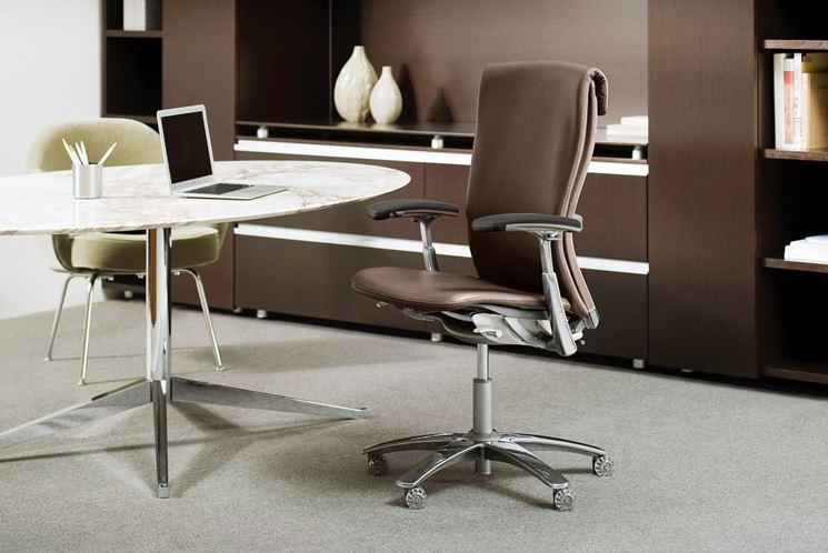 Sedute ergonomiche da ufficio - Arredamento casa - Tipologie di sedie per ufficio