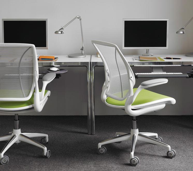 Sedute ergonomiche da ufficio arredamento casa for Sedute da ufficio