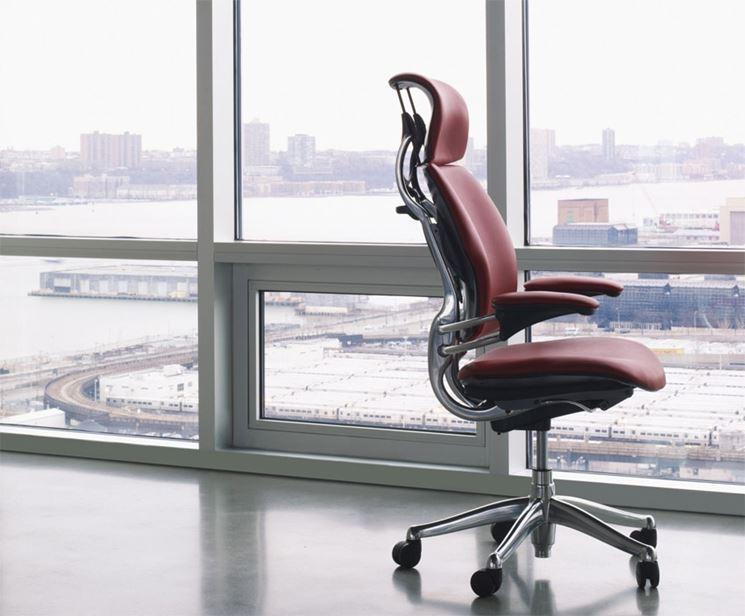Sedute ergonomiche da ufficio arredamento casa for Sedute per ufficio