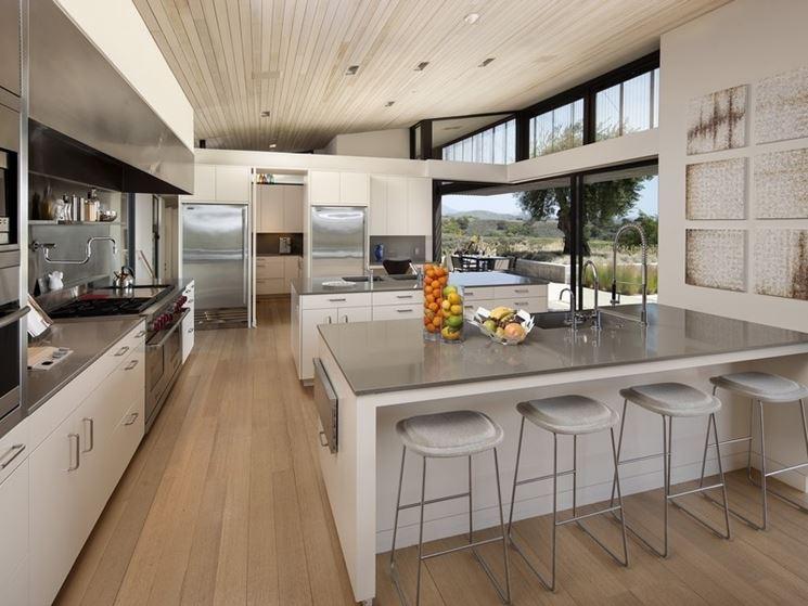 Separare la cucina dal soggiorno - Arredamento casa - Come separare ...