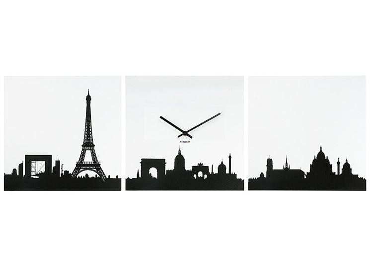 skyline cittadini per l'arredo di casa
