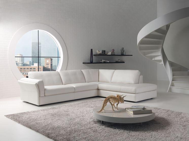 soggiorno total white