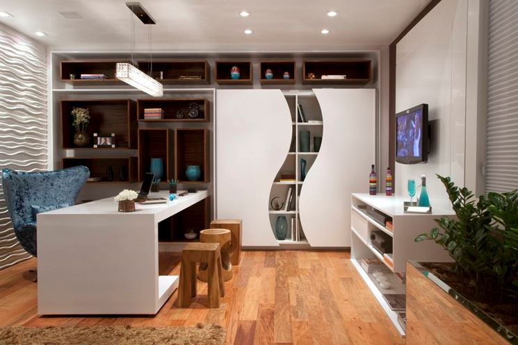 Stanza studio in casa come ricavarla arredamento casa for Arredamento da studio