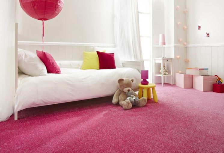 Tappeti per la camera da letto arredamento casa come for Tappeti camera ragazzi