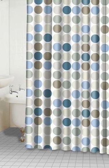 Tende doccia - Arredamento casa - Come scegliere le tende da doccia