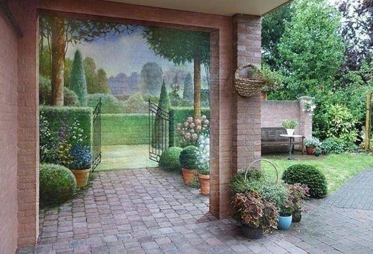 Trasformare la casa con le illusioni ottiche arredamento for Trasformare casa