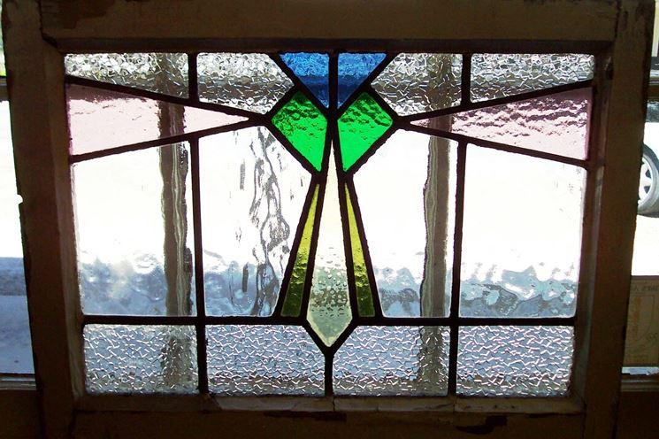 vetrata antica