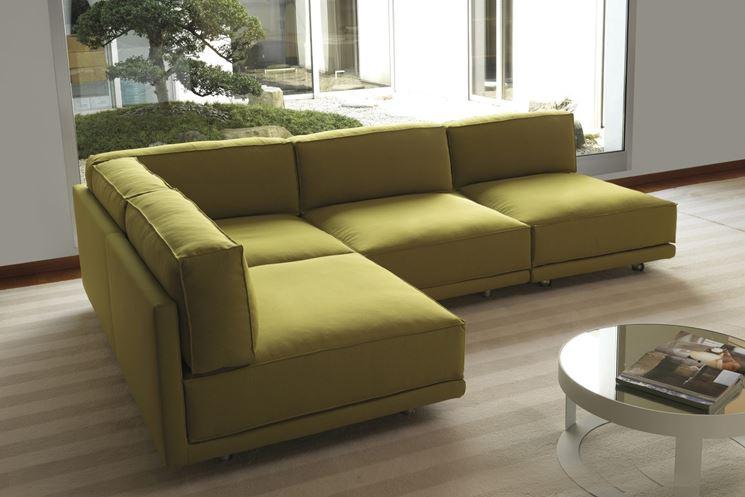 Divani angolari per arredi moderni divano divani ad angolo - Divano ad l ...
