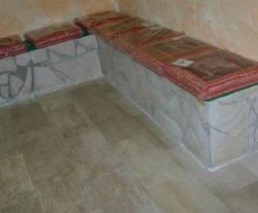 Consigli pratici dei divani in muratura