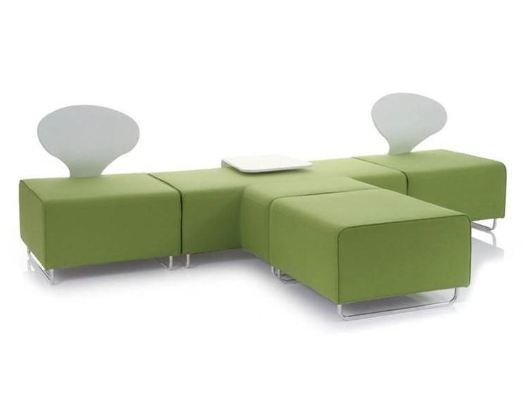 I principali tipi di divani modulari