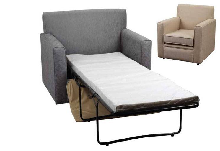 Poltrone letto divano for Poltrona pouf letto ikea
