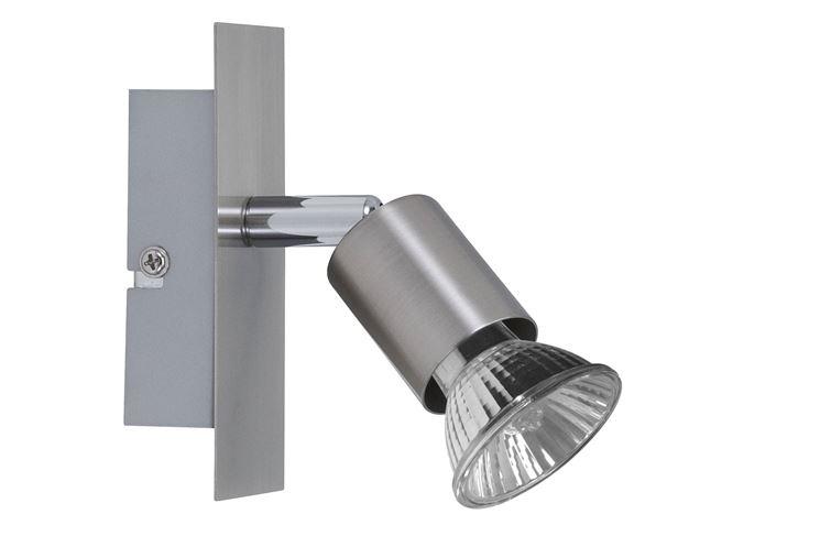 sostituire la lampada di un faretto