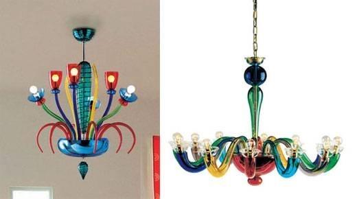 Lampadari design - Lampade