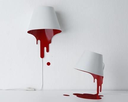 Lampade artistiche lampade for Lampade arredo casa