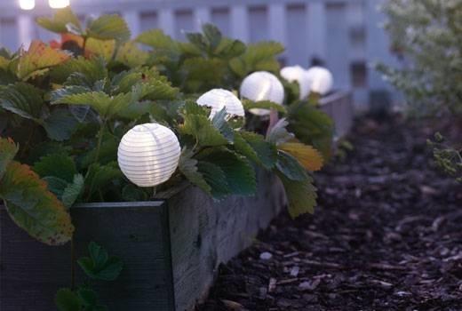 Lampade da giardino lampade come scegliere le lampade - Lampade giardino ikea ...