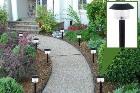 Lampade da giardino lampade come scegliere le lampade - Impianto luci giardino ...
