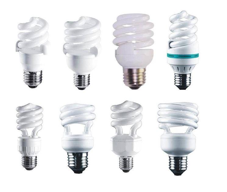 lampada fluorescente a bulbo